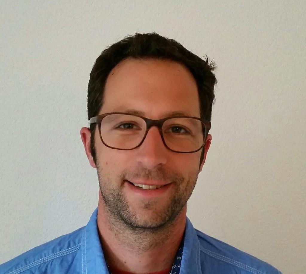 Pascal Ochsenbein Inhaber der Ochsenbein Schleiferei